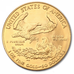 1oz American Eagle Gold Coin Best