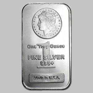 1 ounce silver bar usa
