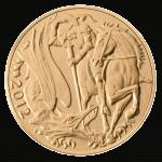 2012 Gold Sovereign