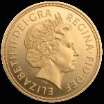 Double Sovereign Gold Coin