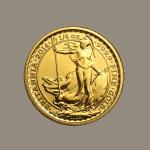 Quarter Ounce Gold Britannia